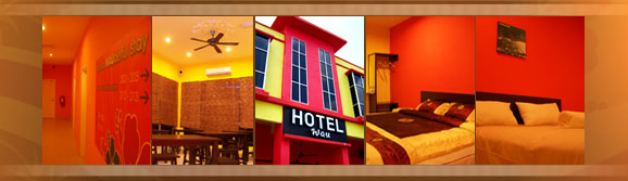 A great value hotel in Jerantut, Pahang. The Gateway to Taman Negara. Located in Jerantut town and surrounded with many amenities. We offer extra size bed and comfortable environment with complimentary breakfast and city map and local tourist attractions information.
